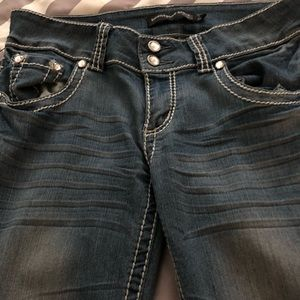 Rue 21 twentyone black jeans